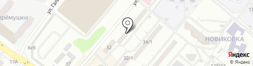 Резиденция на карте Уфы