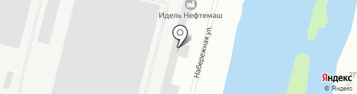 ЭКСПЕРТ на карте Ишимбая