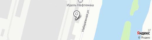 Идель Нефтемаш на карте Ишимбая