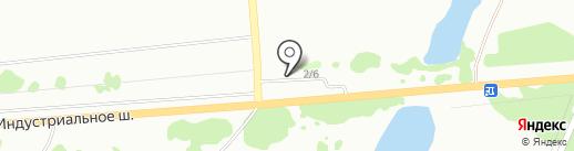 АЗС на карте Ишимбая