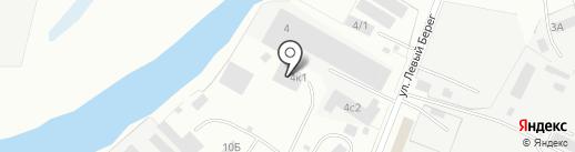 Стройагросервис на карте Ишимбая
