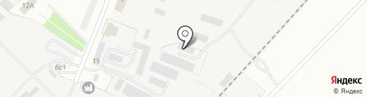 Мастерская художественной ковки на карте Ишимбая