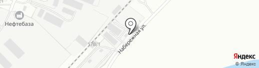 Транссервис Плюс на карте Ишимбая