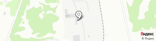 Арболит-Строй на карте Ишимбая
