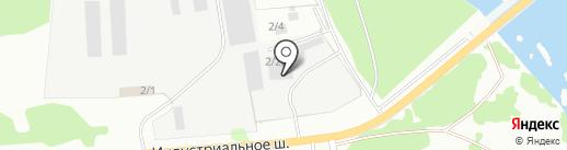 Оптовая компания на карте Ишимбая