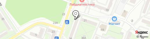 Лавка чудес на карте Перми