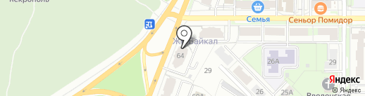 Славянские пекарни на карте Перми