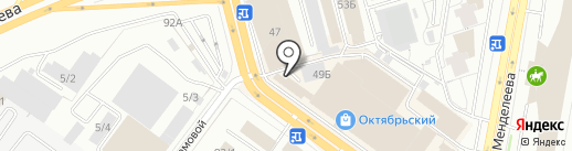 Платежный терминал, Башкомснаббанк, ПАО на карте Уфы