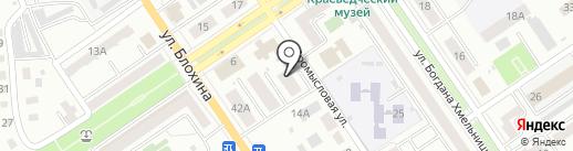 Банкомат, Башкомснаббанк, ПАО на карте Ишимбая