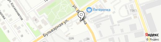 Автотехцентр на карте Ишимбая