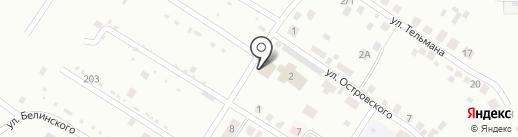 Тройка на карте Ишимбая