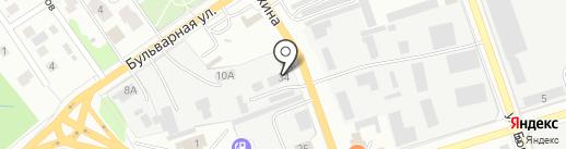 УралНефтеМашСнаб на карте Ишимбая