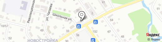 Эльф на карте Ишимбая
