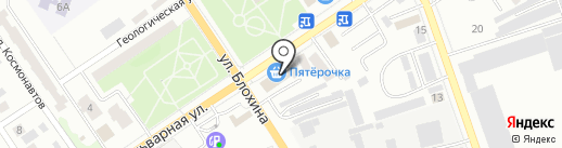 Кенгуру на карте Ишимбая