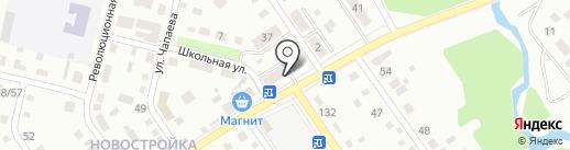 Lux-Vorota на карте Ишимбая