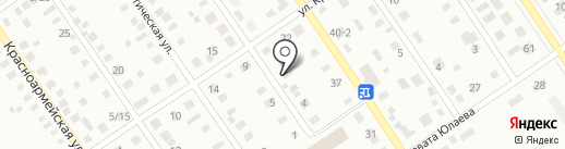 БашКовка на карте Ишимбая