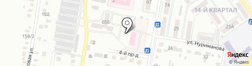 ИшимбайЖилСтрой на карте Ишимбая