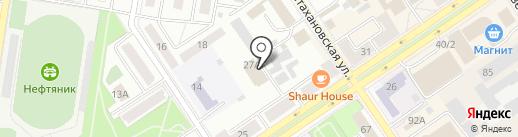 YULSUN на карте Ишимбая