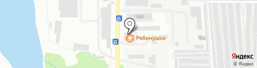 Магазин подшипников на карте Ишимбая