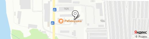 ТЕХНОЛОГИИ БЕТОНА на карте Ишимбая