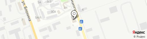 Дружба на карте Ишимбая