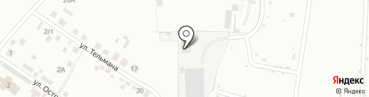 Нефтекамский завод нефтепромыслового оборудования на карте Ишимбая