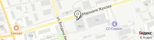 Центр крепежа на карте Ишимбая