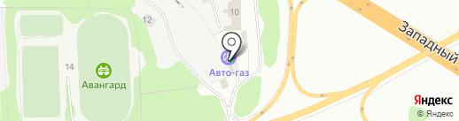 Hamamatsu motors на карте Перми