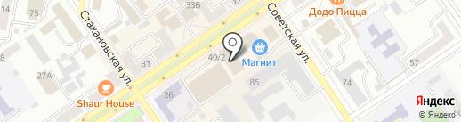 МТС на карте Ишимбая