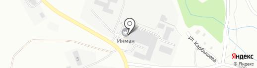 Банкомат, Сбербанк, ПАО на карте Ишимбая