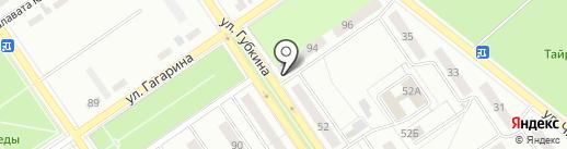 Amigo на карте Ишимбая