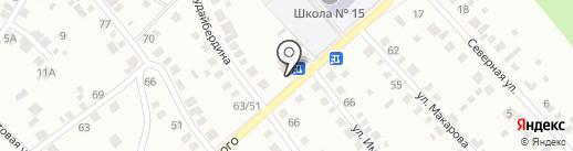 Строймаркет на карте Ишимбая