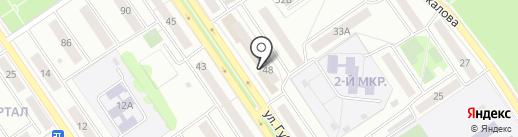ФИНПО, КПК на карте Ишимбая