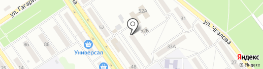 Юридическое агентство на карте Ишимбая
