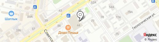 My box на карте Ишимбая