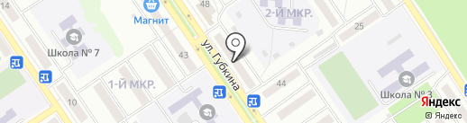 Мир Окон на карте Ишимбая