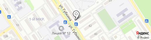 Шарм-Стиль на карте Ишимбая