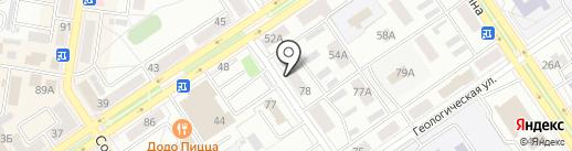 Башспирт на карте Ишимбая