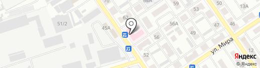Стоматологическая поликлиника на карте Ишимбая