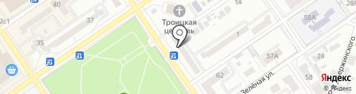 Центр страхования на карте Ишимбая
