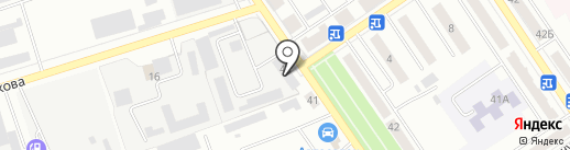 Магазин газового оборудования на карте Ишимбая