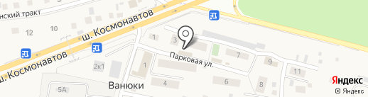 Викторг на карте Ванюков