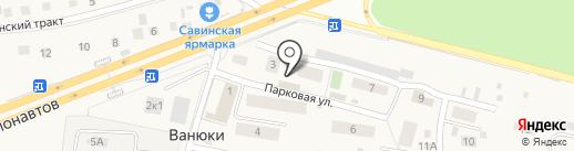 Виктор на карте Ванюков