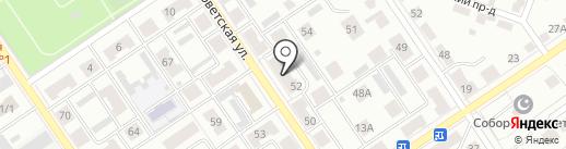 Мебель от МК на карте Ишимбая