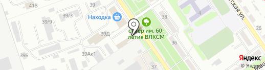 Отдел ГИБДД на карте Ишимбая