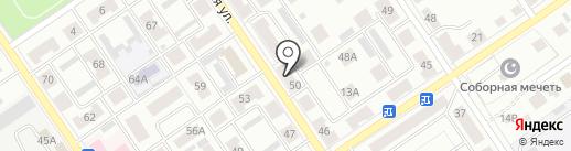 Любимый дом на карте Ишимбая