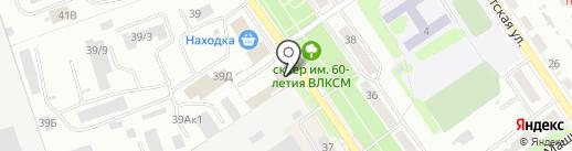 Платежный терминал, Инвесткапиталбанк СМП Банк на карте Ишимбая