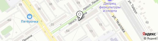 Пельмень на карте Ишимбая