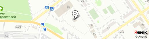 БашЗнак на карте Ишимбая