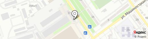 Ифтишка на карте Ишимбая